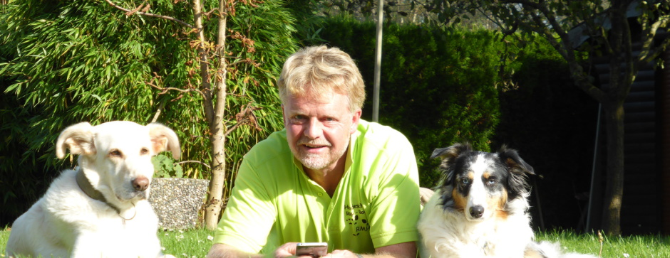 Hundeschule in Barßel, Oldenburg - Hundetrainer Robert Nagel